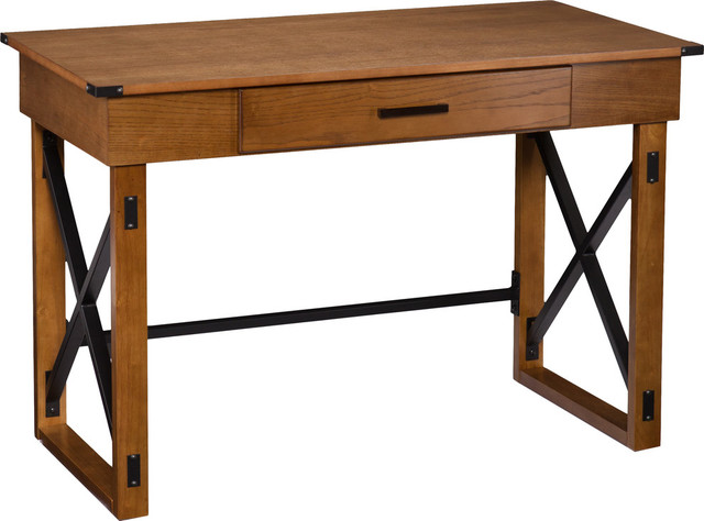 Superieur Canton Adjustable Height Desk   Industrial   Desks And Hutches   By  HedgeApple