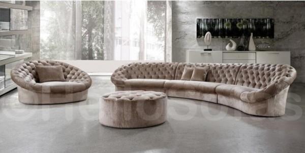 Contemporary Chesterfield Sofas Take Apart Sofa