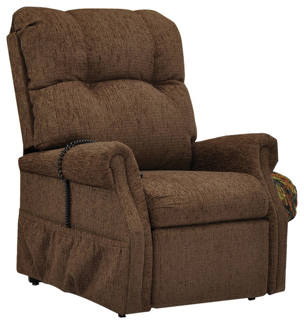 Med Lift 3 Way Reclining Lift Chair Transitional Lift