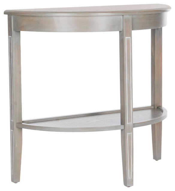 Safavieh amos console transitional console tables by for 10 spring street console table