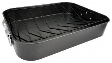 Gibson Home Top Roast Roaster With Metal Rack.