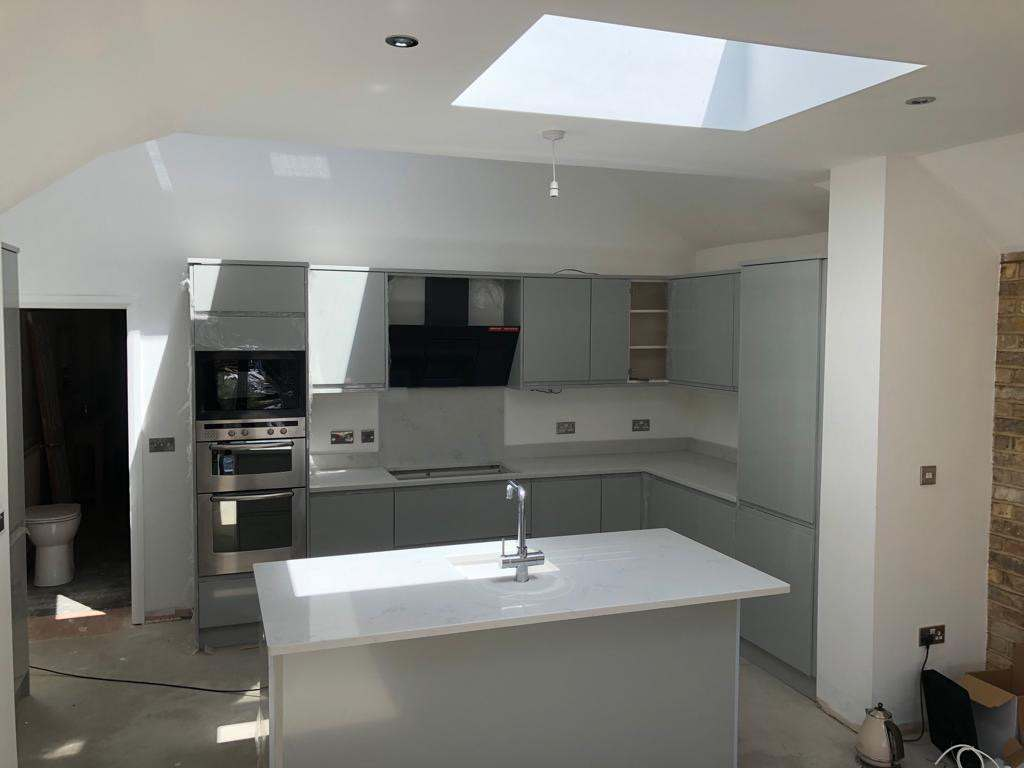 Rear Extension (out 6m) with Bathroom & internal refurb - Orpington Kent
