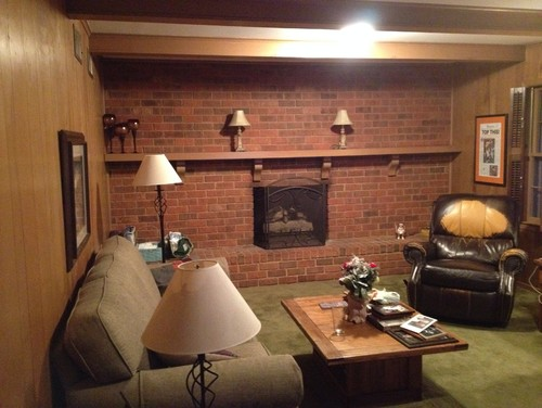 Help Me Decorate My Home: Help Me Decorate My Mid-century Mantel And Hearth