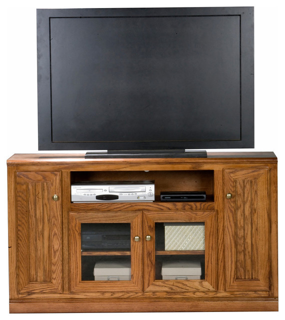Eagle Furniture Heritage 55 Quot Tall Entertainment Console