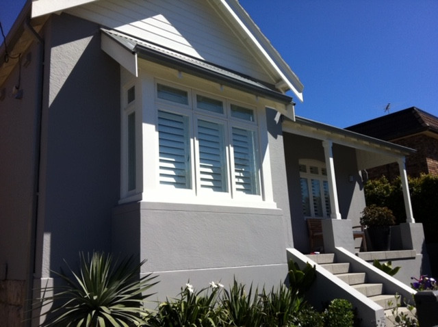 Exterior painting, Clovelly