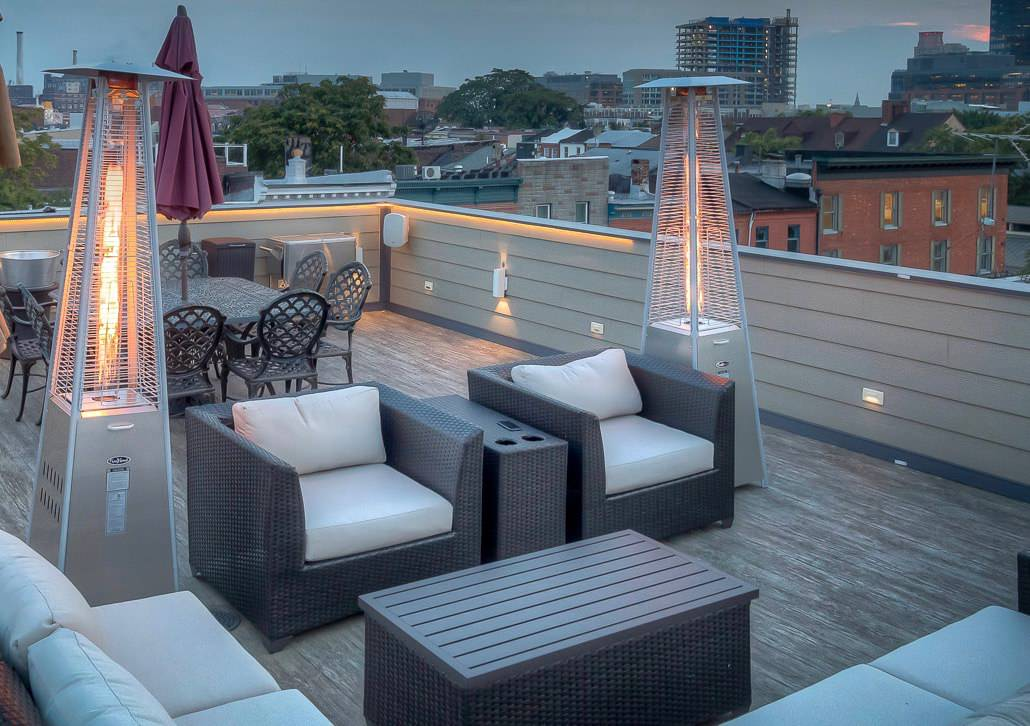 Fell Point - Condo & Rooftop