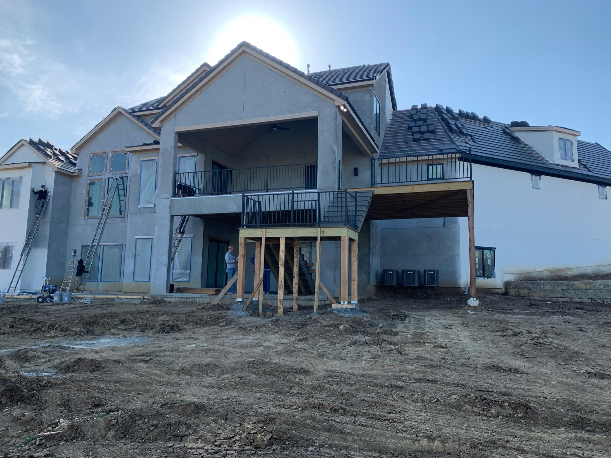 Mills Ranch 16920 Bond St. OP, KS 66221 Custom Build