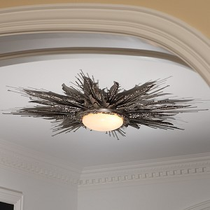 Dramatic Lighting For Low Ceilings