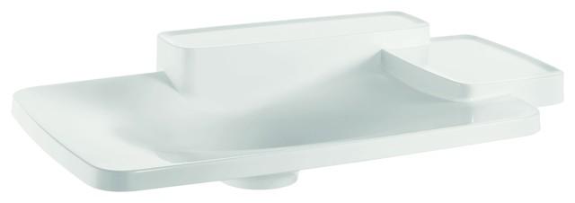 Axor Drop-In Wash Basin, White Alpin.