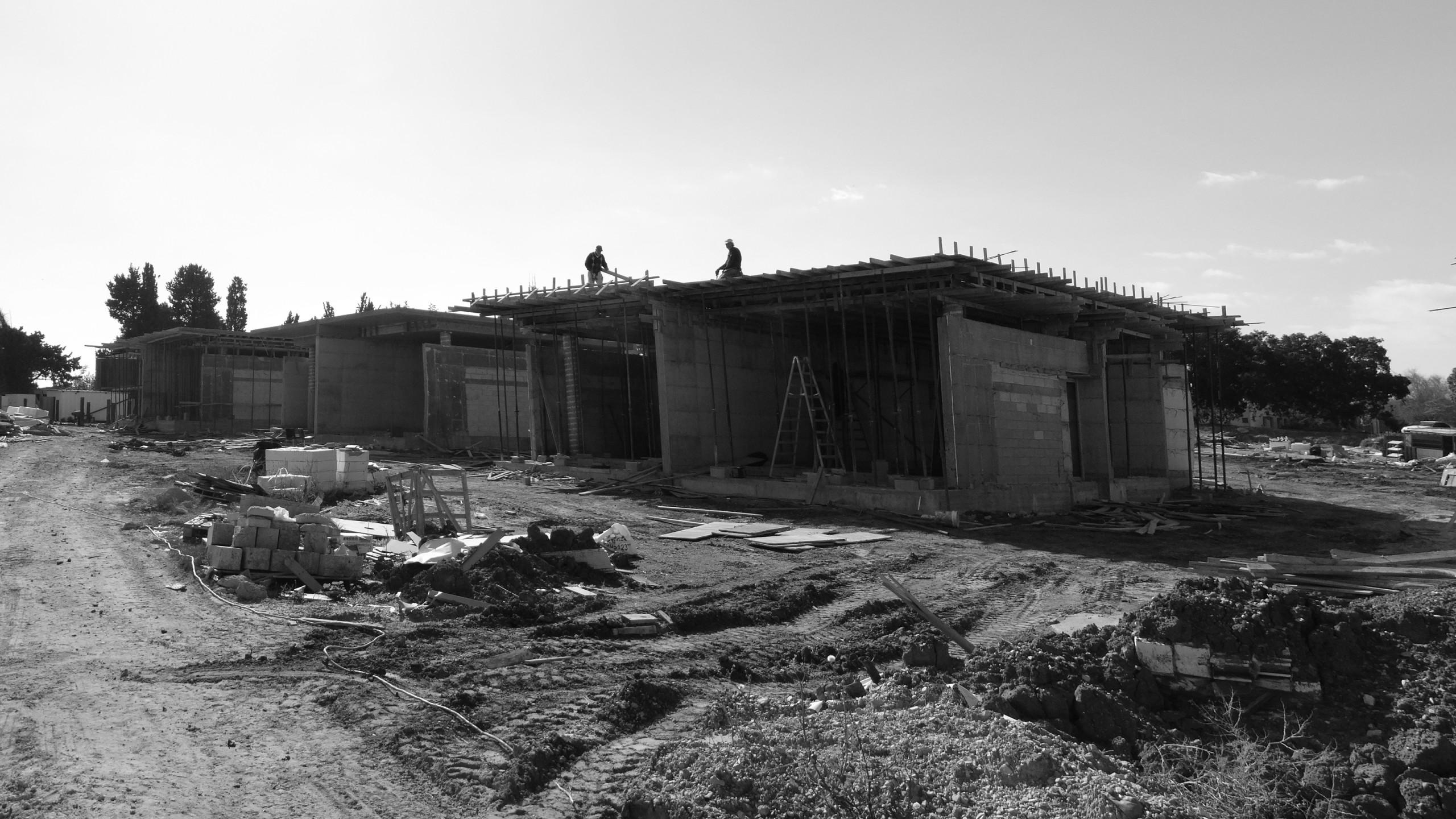 Projet Sandrine Mansion – Nahariya – Israel