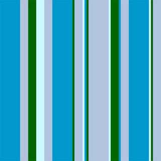 Blue And Green Stripe Shelf Paper Drawer Liner 120x12