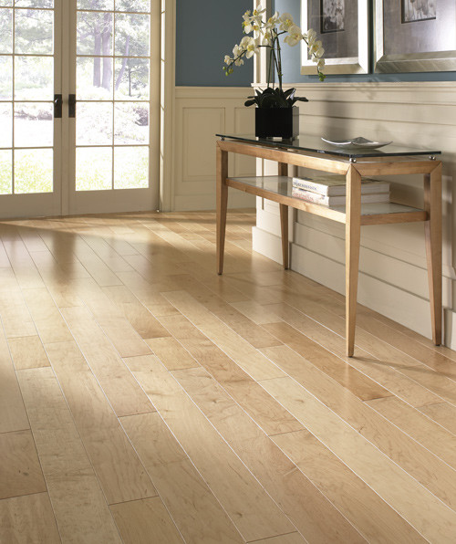Lm Flooring Kendall Click North American Maple Natural