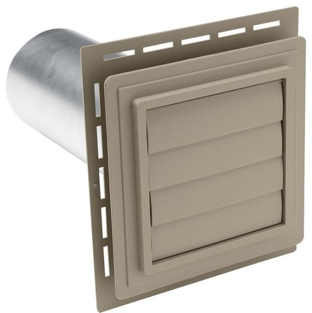 Alcoa Home Exteriors Clay Exhaust Vent EXVENT PC