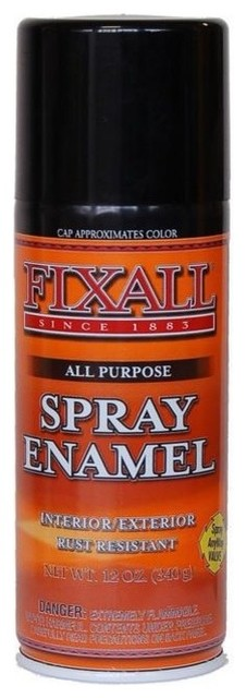 California Products Fixall 1323 Spray Enamel Almond Reviews Houzz