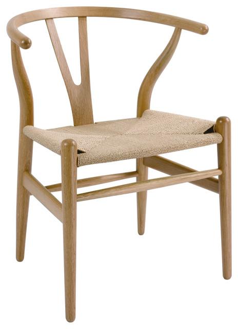 Wishbone Chair, Natural