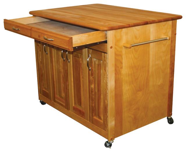 catskill craftsmen catskill craftsmen butcher block work catskill craftsmen kitchen work center industrial
