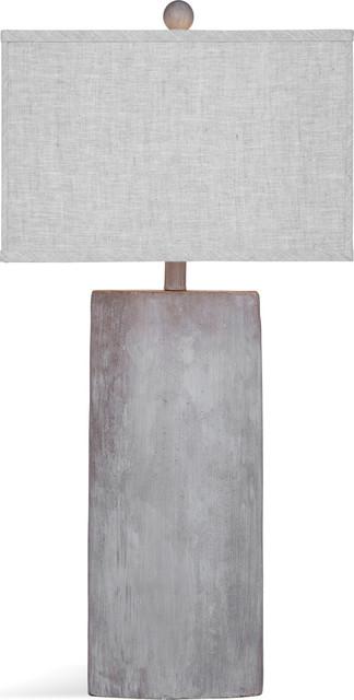 Jonas Table Lamp, Cement