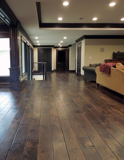 Private Residences Traditional Hardwood Flooring