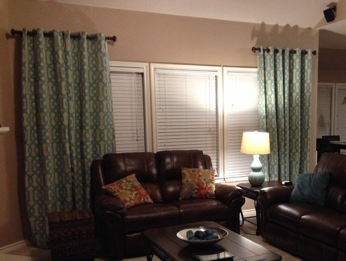 Curtains Ideas curtains for short wide windows : How wide should short curtain rods be?