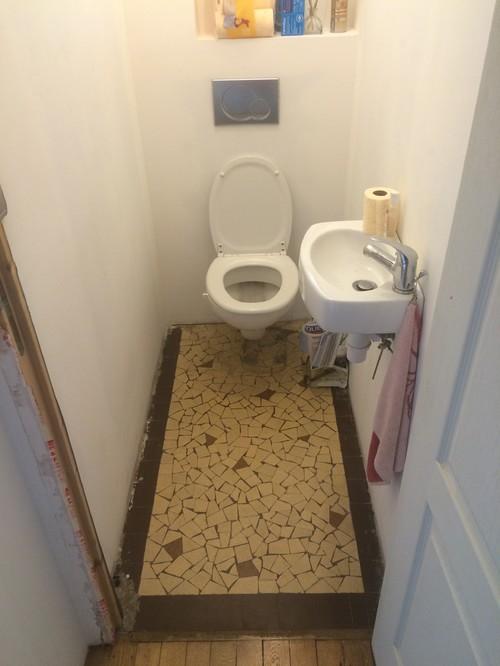 Une idée déco pour mes wc ?