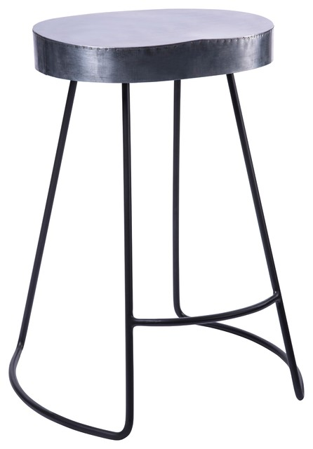 Remy Metal Counter Stool.