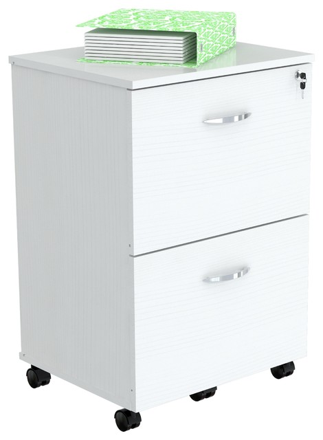 Inval File Cabinet - Contemporary - Filing Cabinets - by Inval America
