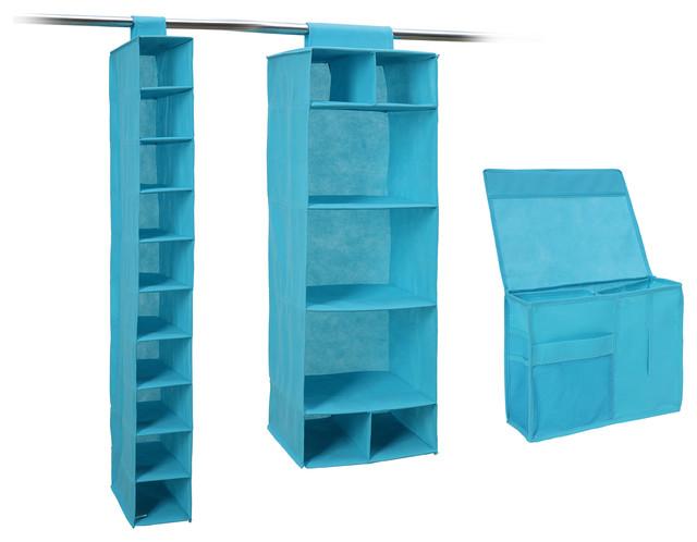 Closet Storage 3-Piece Combo.