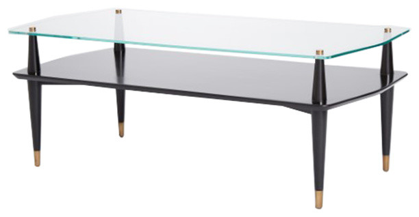 Shop Houzz Global Views Global Views Reveal Cocktail Table Coffee Tables