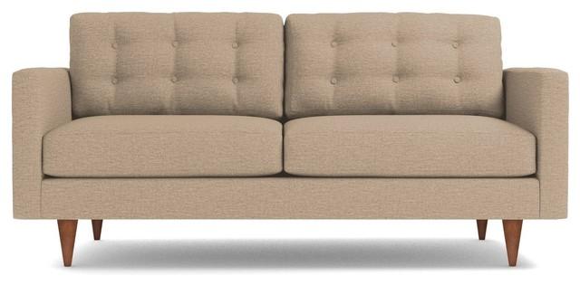 Logan Apartment Size Sofa, Beige, 68\