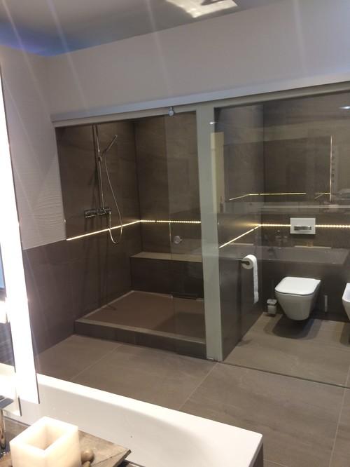 Neubau - Badezimmer Gestaltung