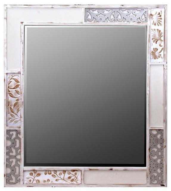 Casablanca Wall Mirror, 80x90 cm