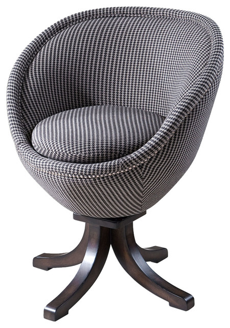 Terrific Uttermost Rufar Retro Accent Chair Interior Design Ideas Gentotryabchikinfo