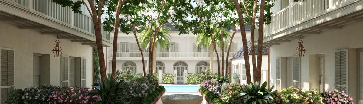 Maison Du Parc French Quarter New Orleans La Us 70116