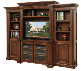 """Lincoln Entertainment 102"""" Wall Unit"""