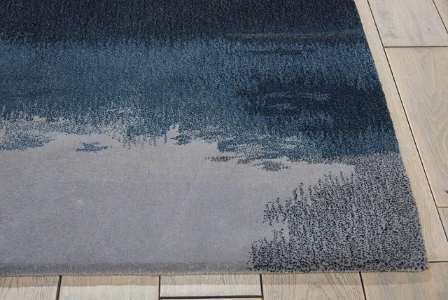 Calvin Klein Home Luster Wash Dusk Area Rug By Nourison