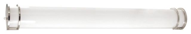 1-Light Vanity, White