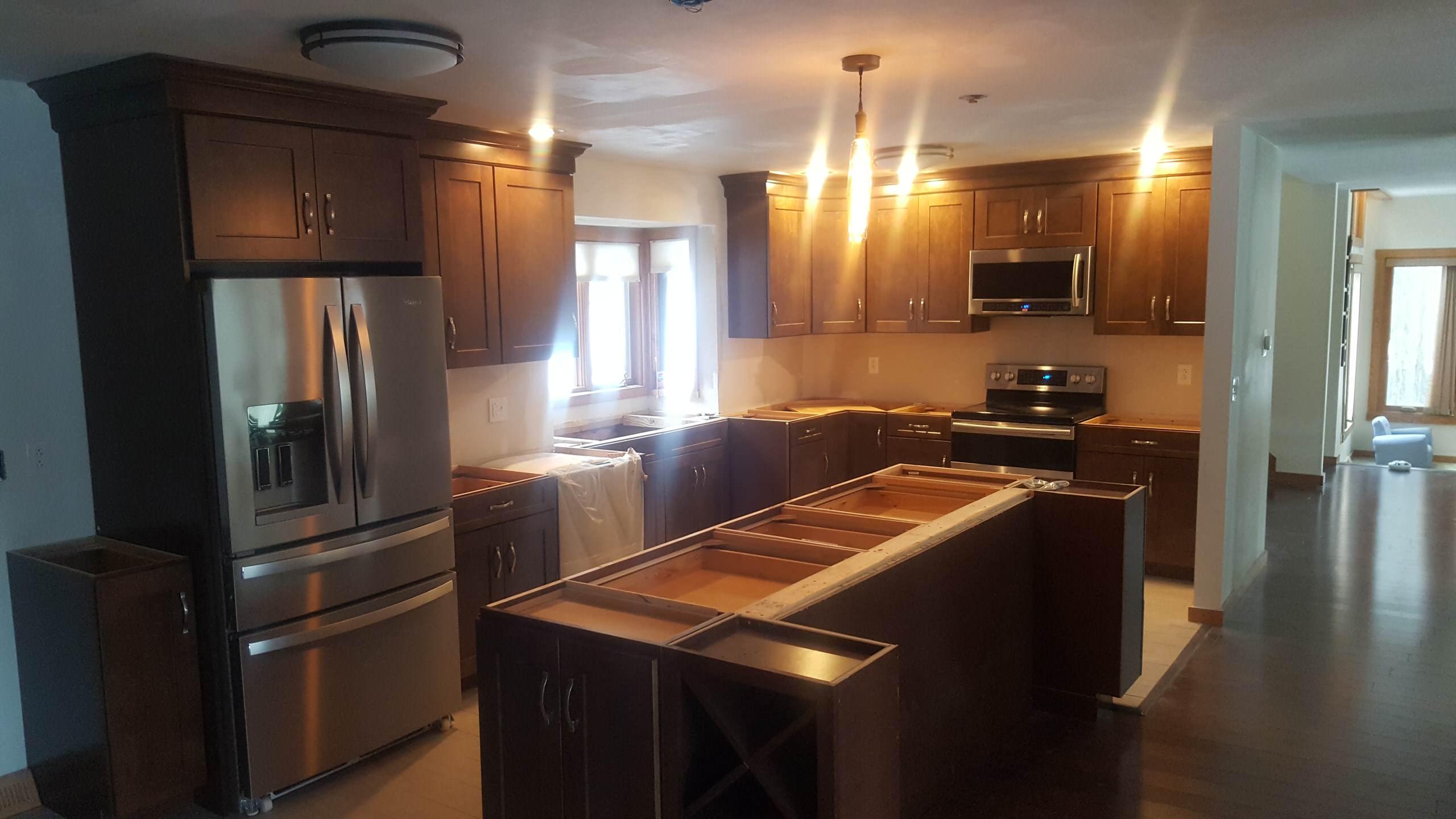 Home Remodel - Kitchen, Bath, & Exterior