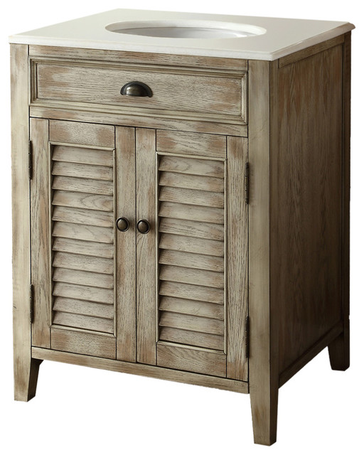 "Cottage Abbeville Vanity, 26""."