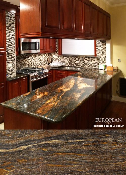 Orion Granite Kitchen Countertops