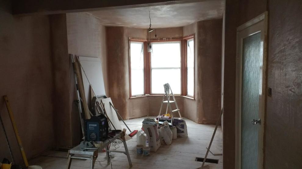 Total Living Room Renovation