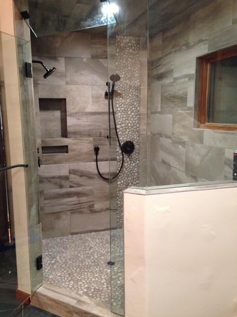 San Antonio Creek - Transitional - Bathroom - Santa Barbara - by ...