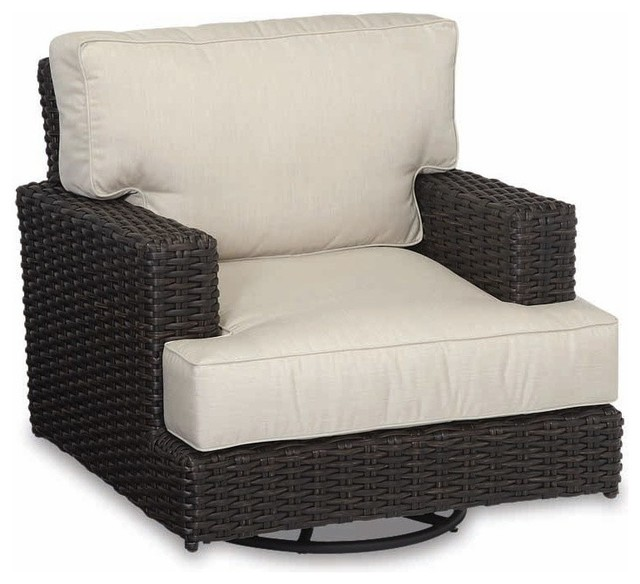 cardiff swivel rocking club chair with cushions cushions canvas flax