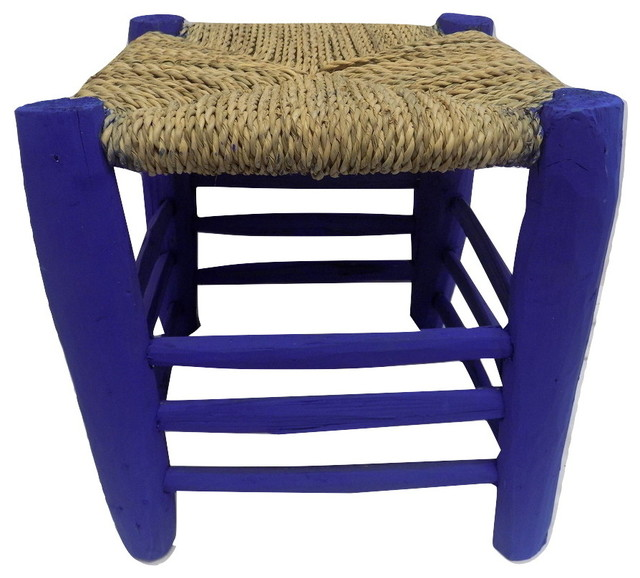 Marvelous Moroccan Garden Wooden Stools Small Ncnpc Chair Design For Home Ncnpcorg