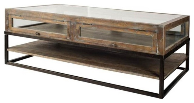 Coulter V Coffee Table.