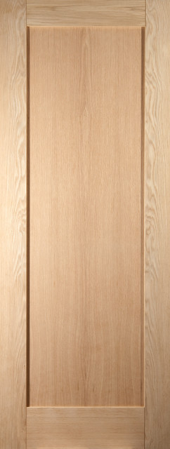 Shaker Oak Interior Door, 77x199 cm