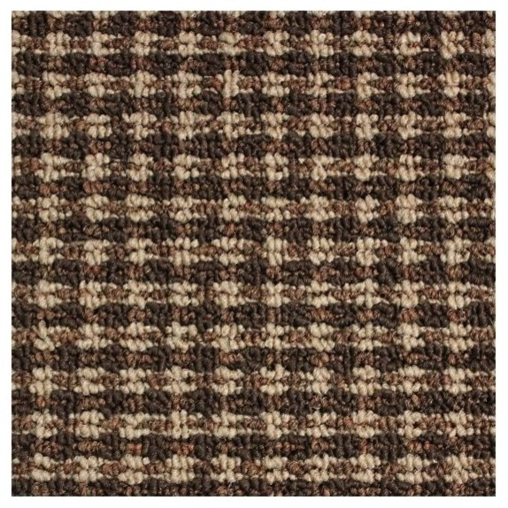 """Dog Assist Carpet Stair Treads 9""""x27"""" Tahoe Fallen Timber - Contemporary - Stair Tread Rugs - by Koeckritz Rugs"""