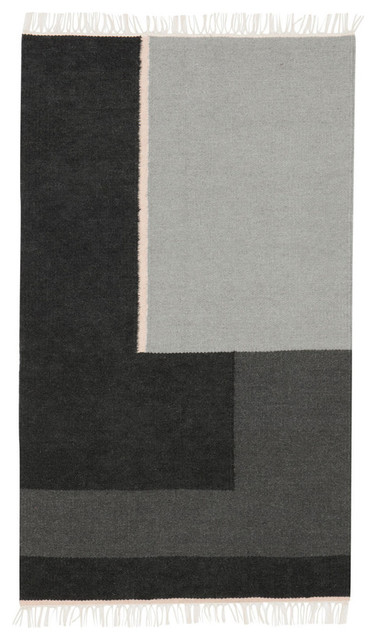ferm Living - Kelim Rug, section, klein