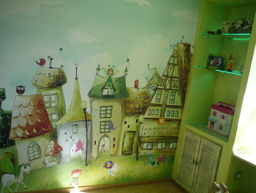 fantazy girls room