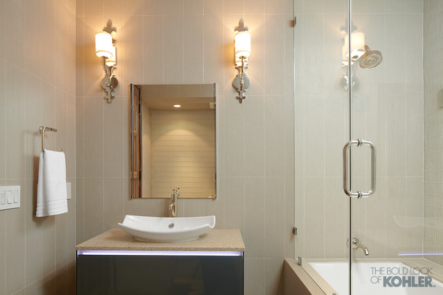 Bathroom Fixtures Milwaukee house of rock bathroom - contemporary - bathroom - milwaukee -