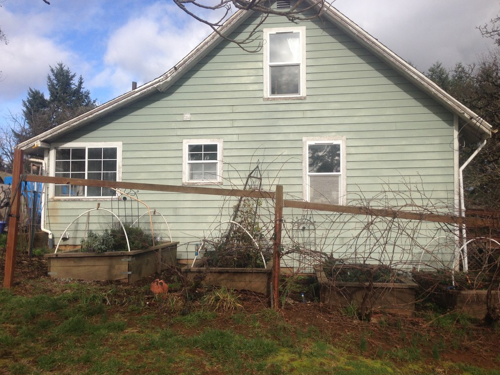 BEFORE - Farmhouse Addition/Remodel